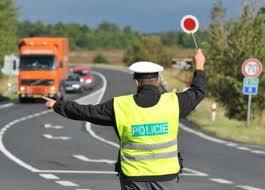 Policejní kontrola Zdroj: Internet