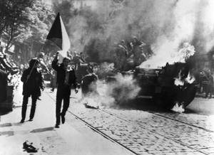 Momentka ze srpna 1968