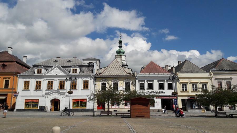 Bruntál, jedno z měst na hranici mezi severní Moravou a Slezskem