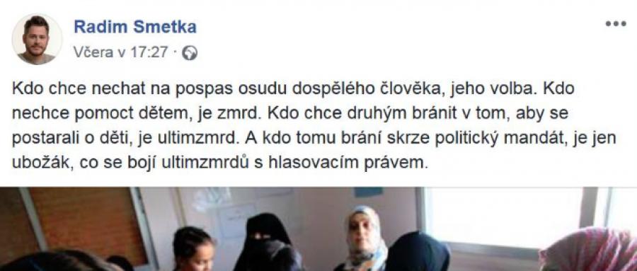 Místopředseda strany Svobodných.