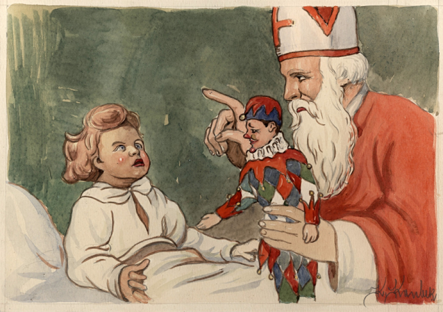 Obraz: Karel Koubek, moravský malíř a grafik  (23. září 1896 Třebíč – 24. září 1940 Plzeň)