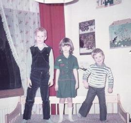 Tomáš Sedláček, Olga Chvátalová, Lukáš Sedláček