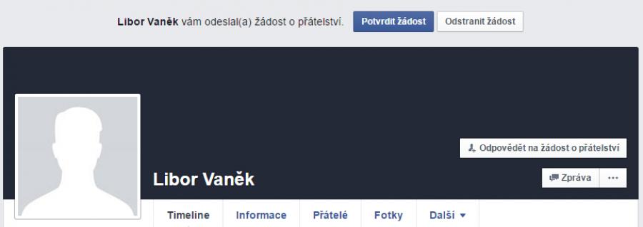 FB profil