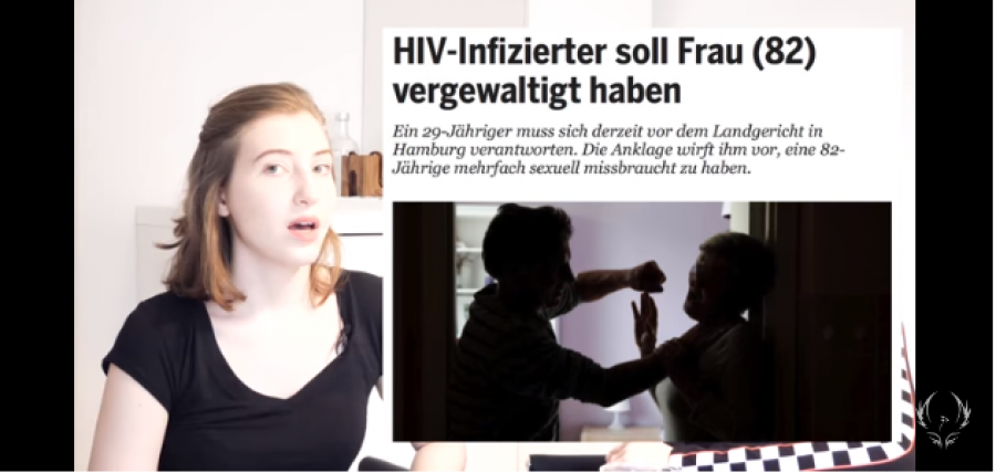 Foto z videa: #120db: What The #MeToo Movement Ignores