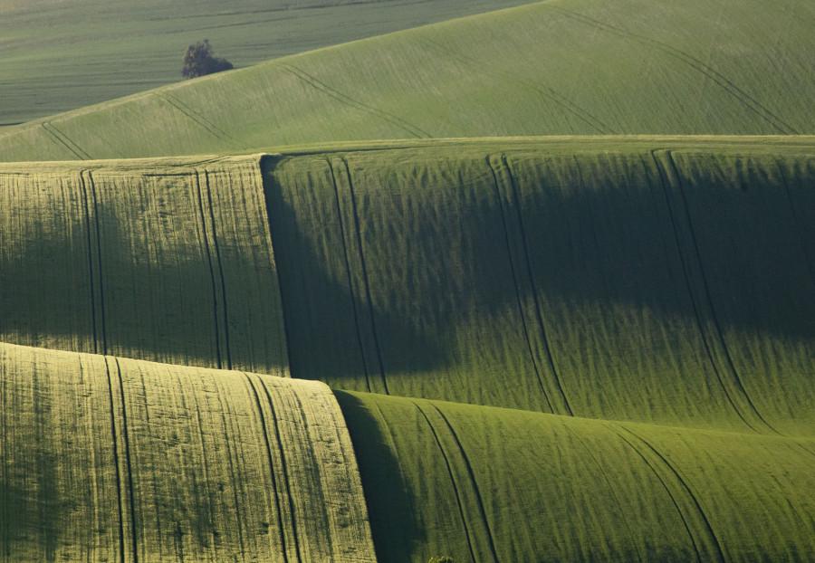 Krajina moravská, ze zapadlých míst,. Krásných i přesto, že nemají žádné slavné jméno. Protože krása se slavnými jmény nesouvisí