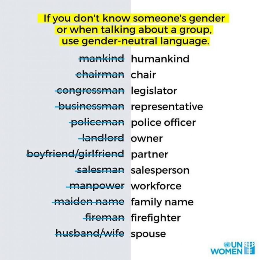 Zcela zásadně prý záleží na tom, co jak říkáte - aspoň podle OSN. https://twitter.com/UN/status/1262322788687323136