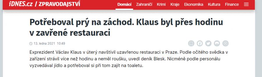 (Zdroj: IDNES.cz, snímek z monitoru: jdv)