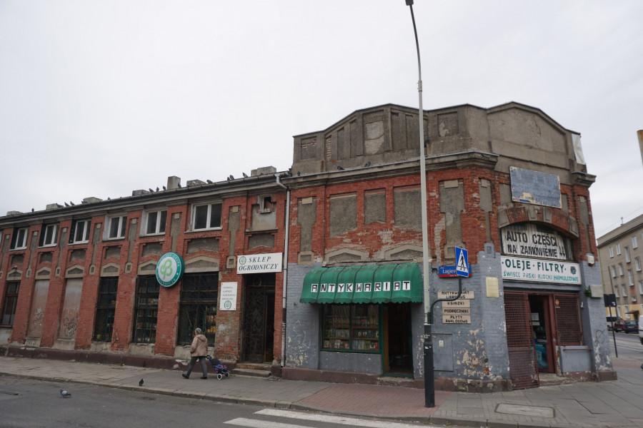 Židovské ghetto - Lodž