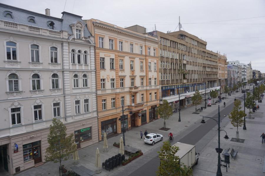 Piotrkowská ulice - Lodž