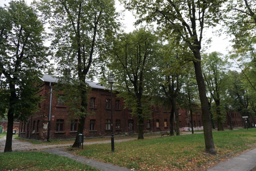 Kněžský mlýn - dělnická kolonie