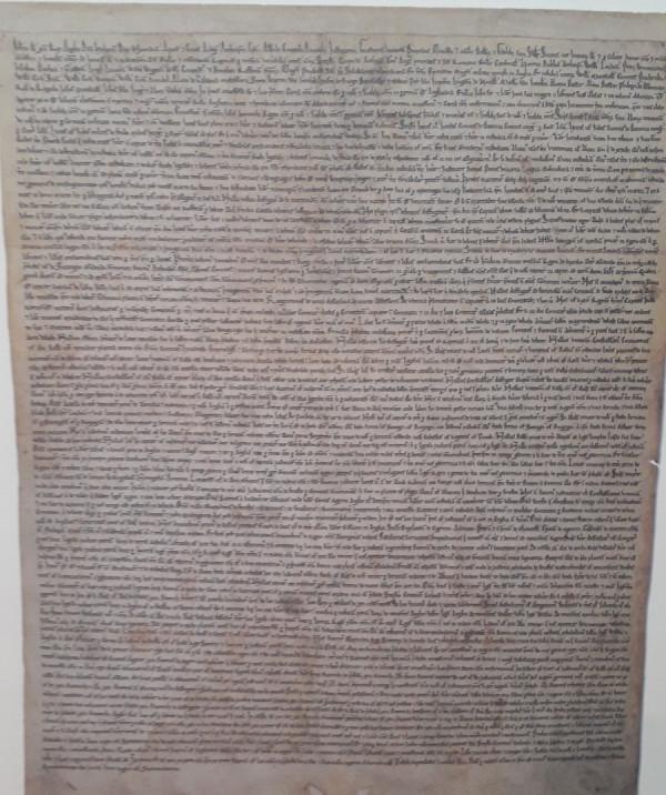 Tak to je ona - Magna Carta Libertatum