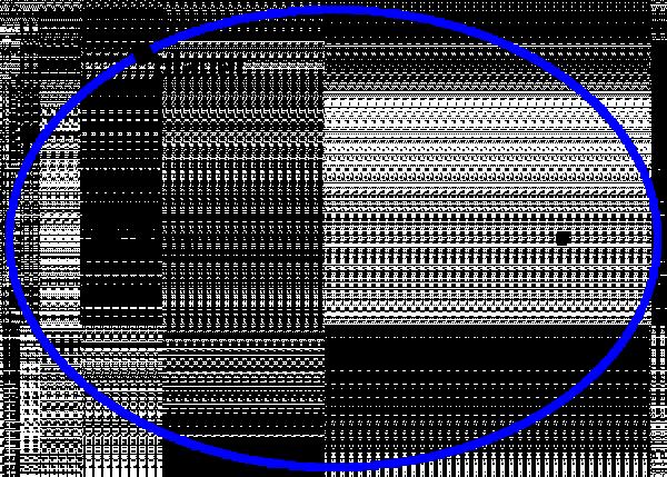 Keplerův první zákon - planety (včetně Země) obíhají Slunce nepravidelně, po elipsách