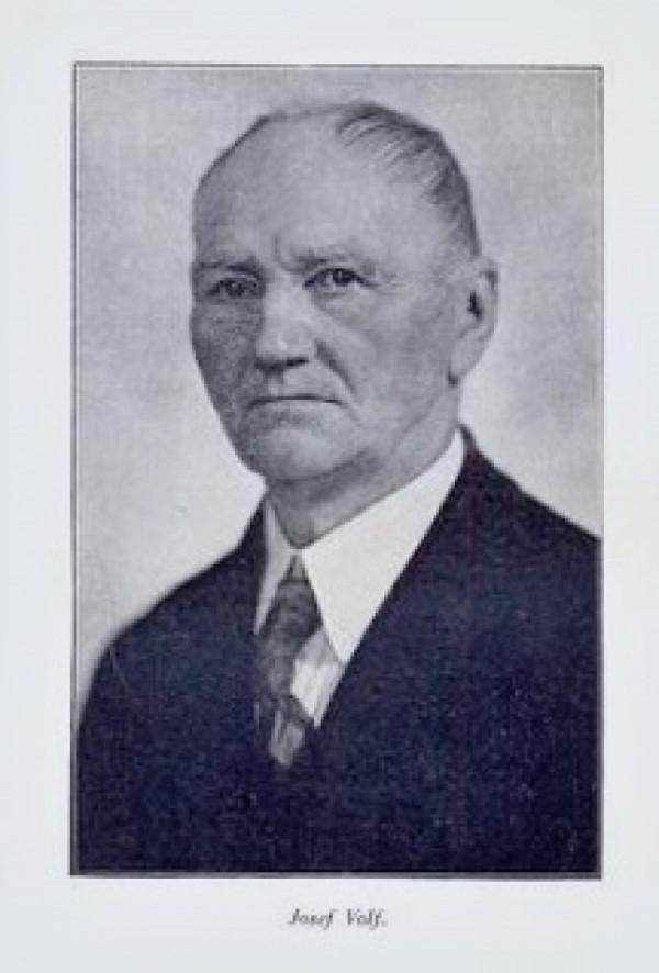 Josef Volf