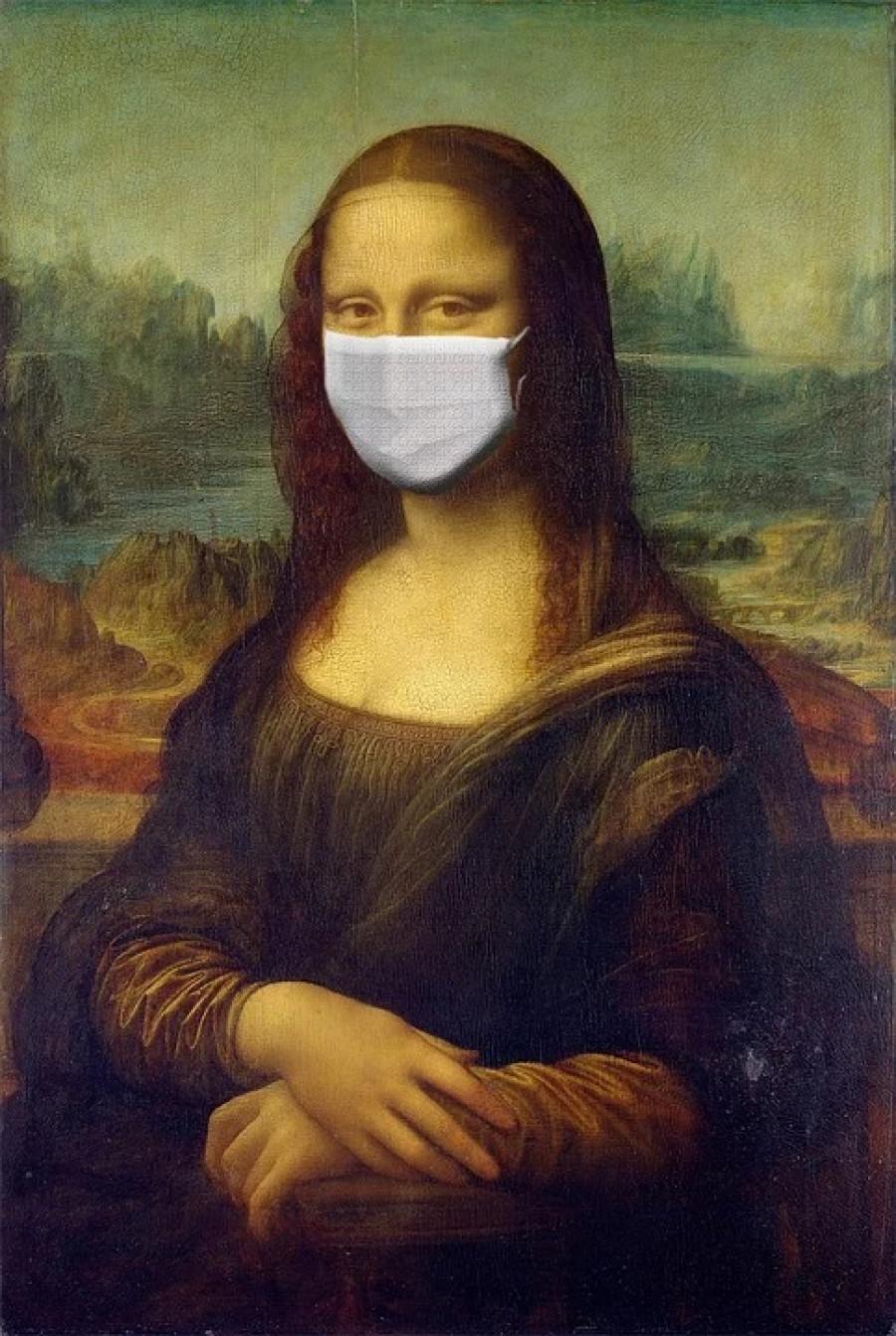Mona Lisa - aktuální verze