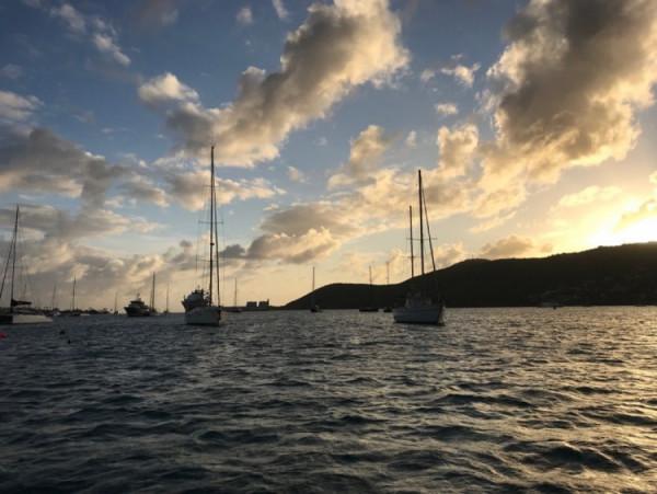 Kotviště Le Marin, Martinik