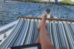 Odpočinek v hamaku