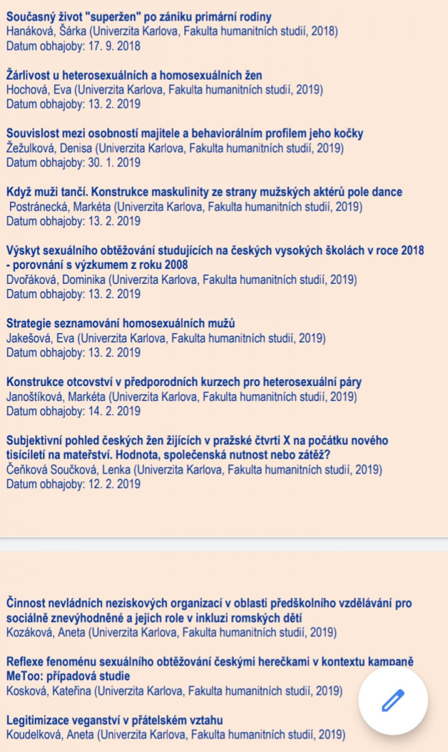Screenshot e-mailu