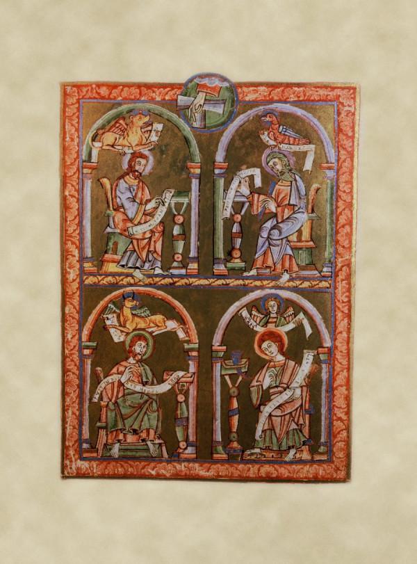 Vyšehradský kodex z 11. století