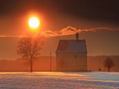 Zimní proměny... Prchavé tání, přemítání