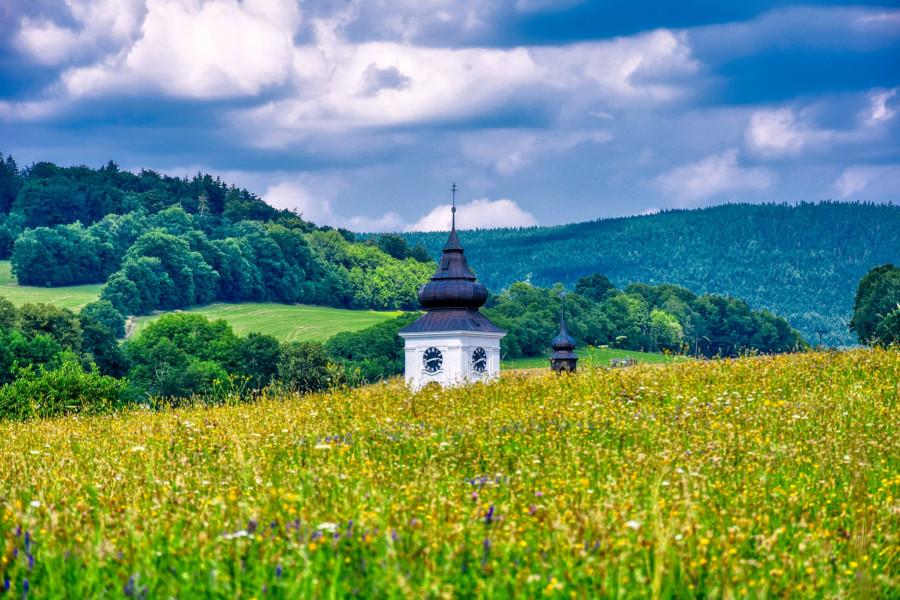 Nízký Jeseník a jeho odlehlé vesnice mají své kouzlo.