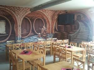 V pivnici Pivovaru Moravský Žižkov