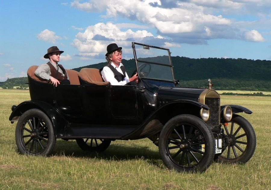 Ford model T, rok výroby 1919
