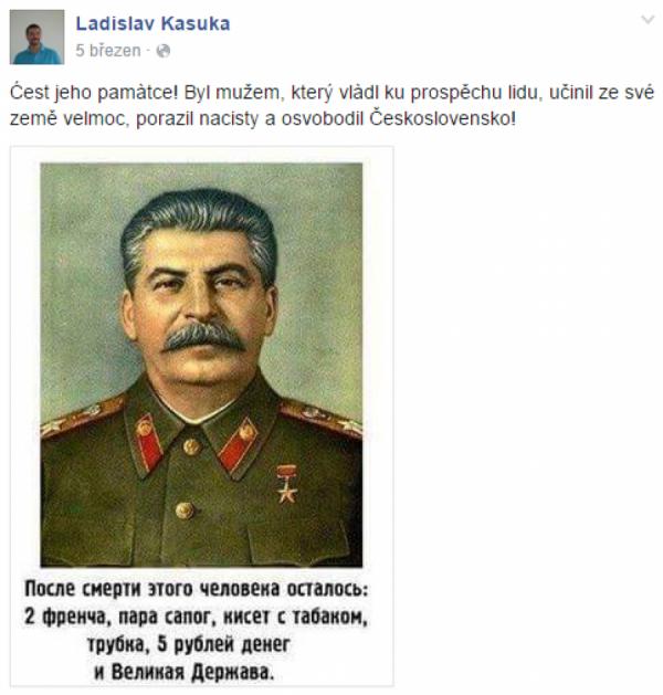 Stalin podruhé
