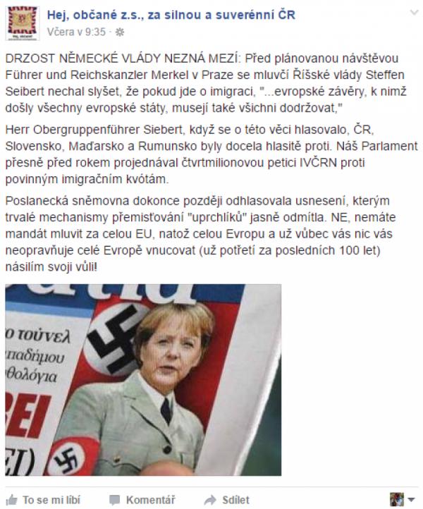 A. Merkelová