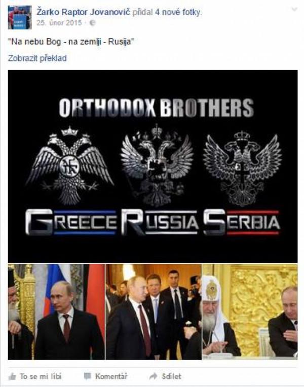 Na zemi Rusko