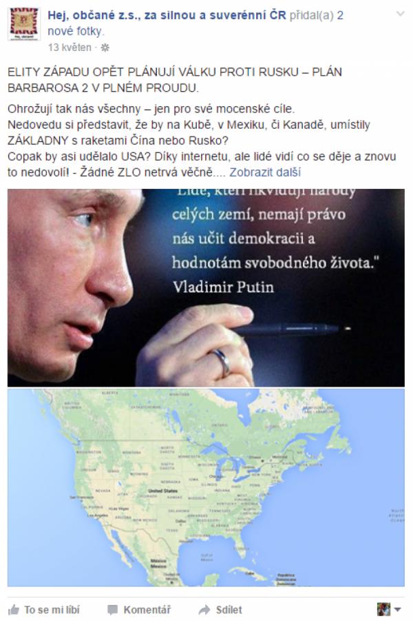 Válka proti Rusku