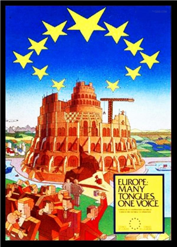 EU poster 1992