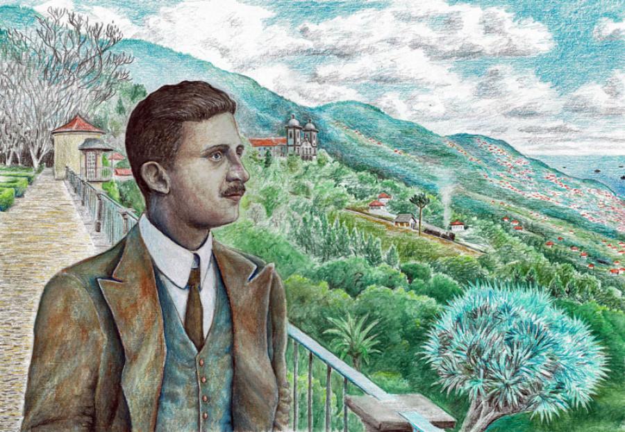 Císař Karel v exilu na Madeiře