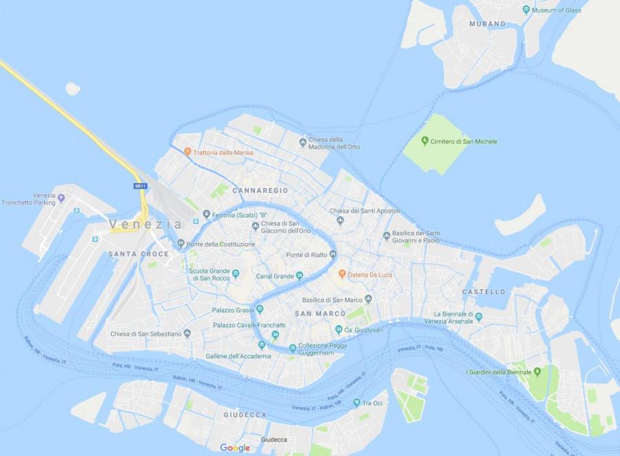 Rozklikávací mapa