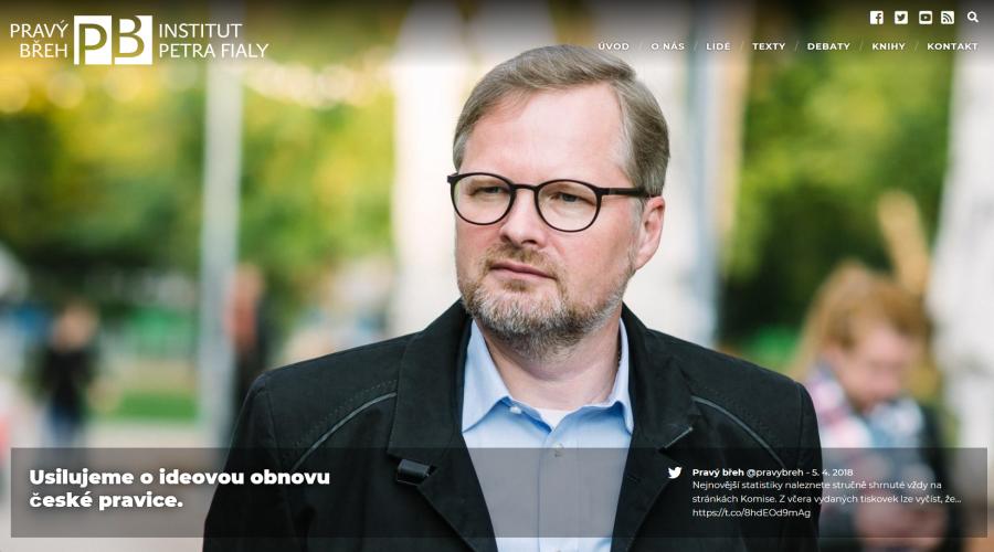 Zachránce české pravice
