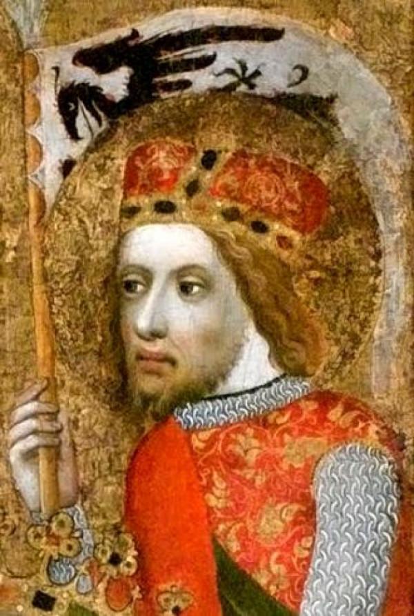 Svatý Václav kníže Čech, nikoliv Moravy a Slezska
