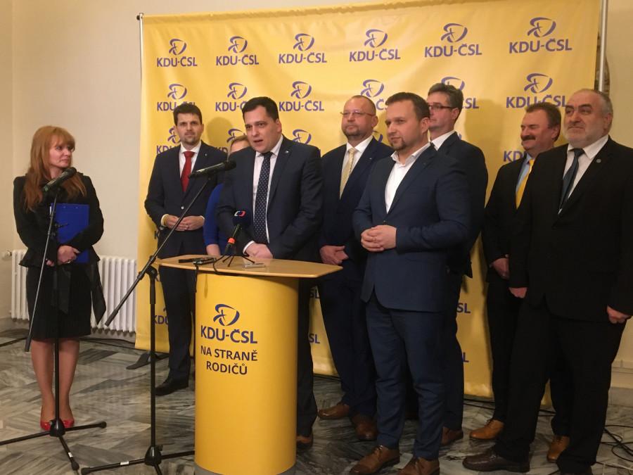 Nové předsednictvo KDU-ČSL není stranou jen jednoho muže.