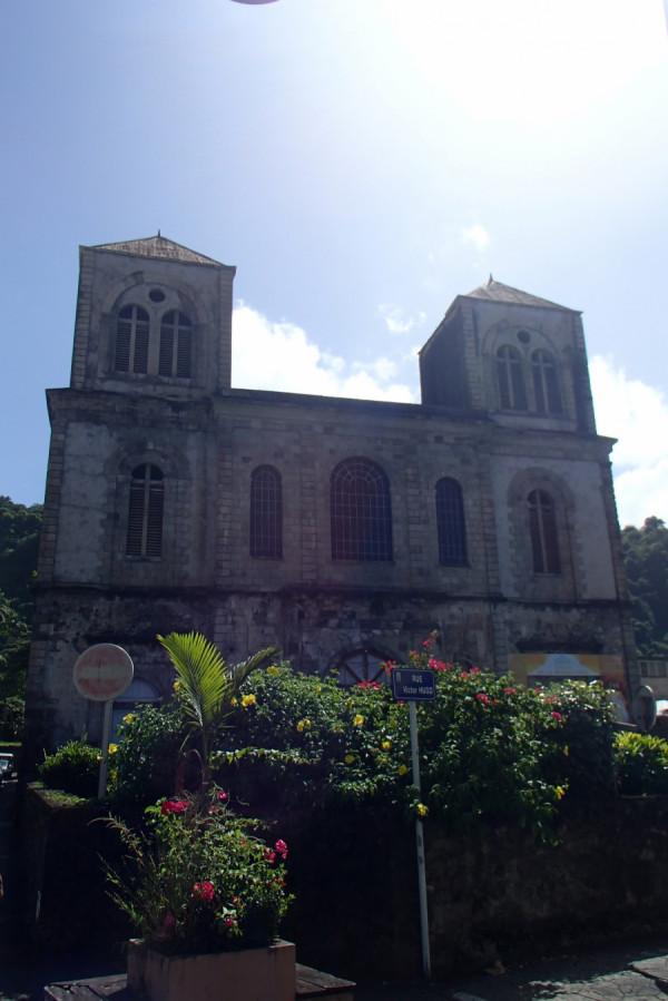 Znovu opravený kostel