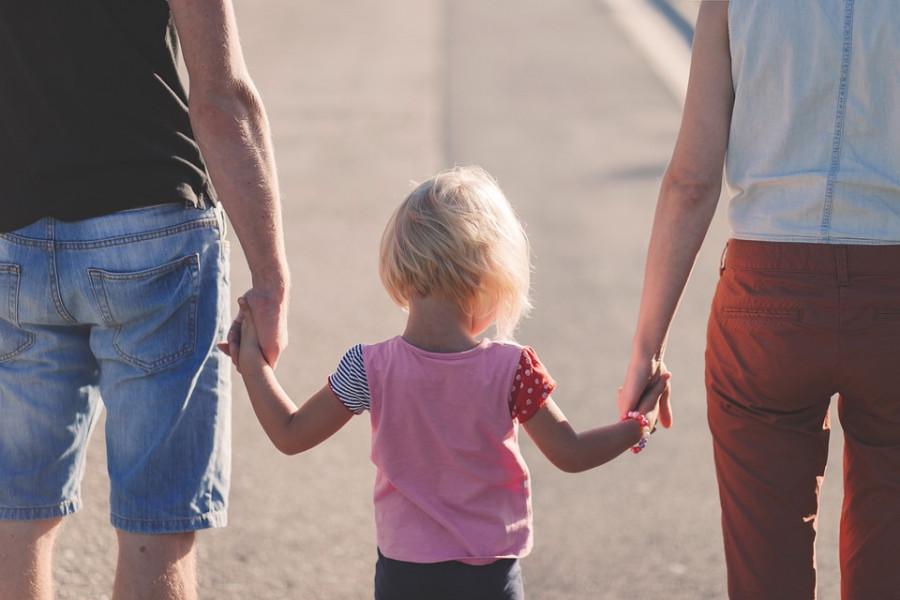 Pro dítě je důležité znát oba své rodiče a udržovat s nimi co nejkvalitnější vztah. Rozvod by na tom neměl nic změnit.