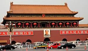 Peking...