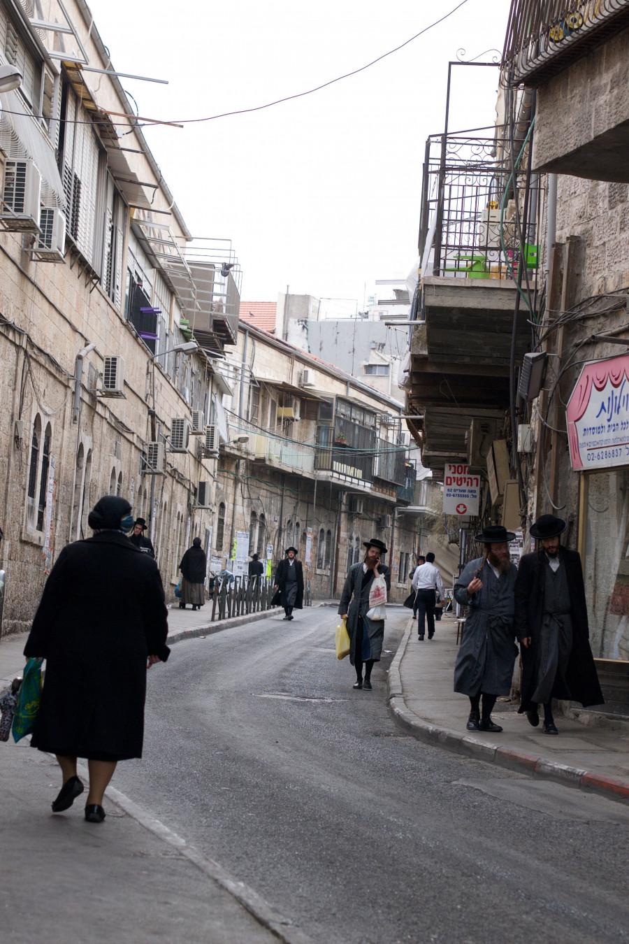 Ulice jsou stále z 19. století