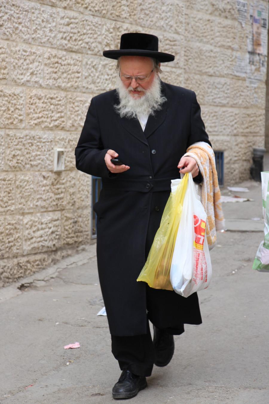 Mobily jsou rabínem povoleny