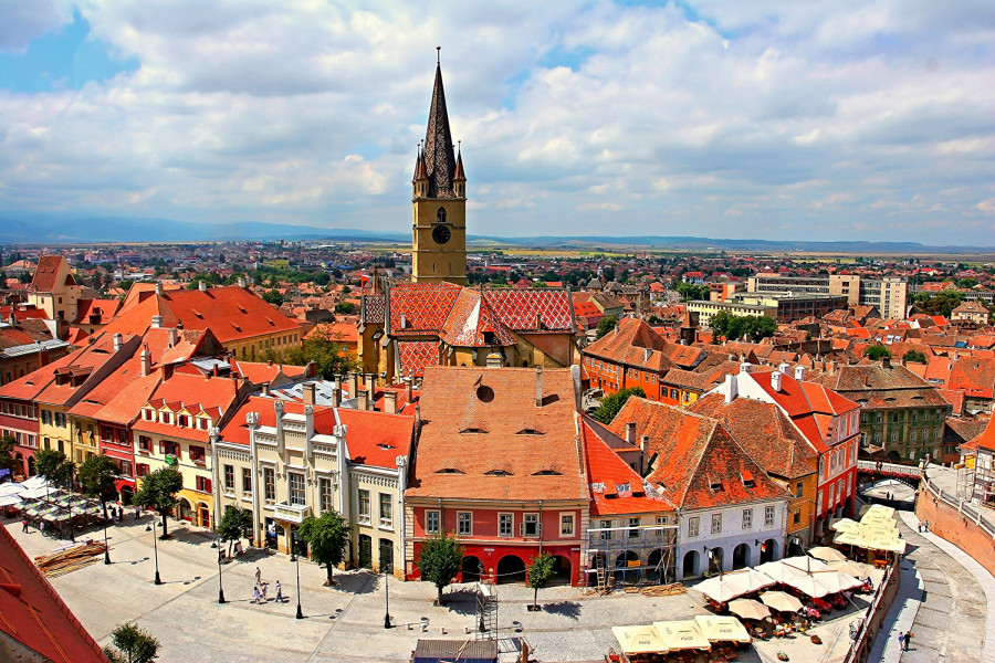 Sibiu - panorama