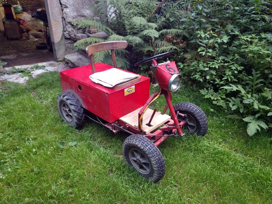 BLOG 53 pravděpodobný elektromobil pana Jorga