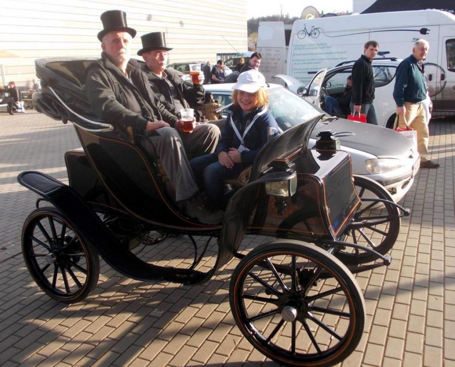 BLOG 53 pravděpodobný elektromobil pana Matthiase