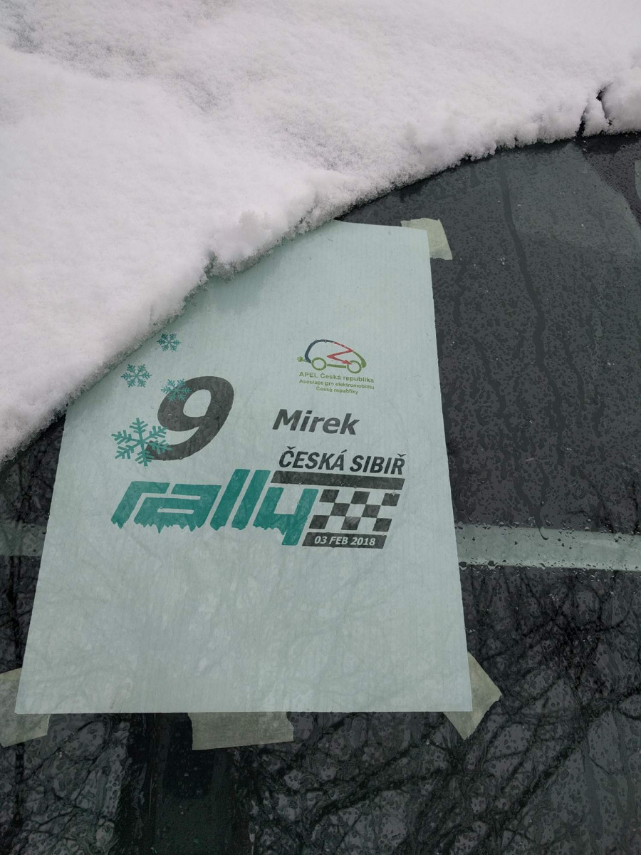 Rallye Česká Sibiř 2018 A