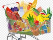 Nákupy a zásoby na koronavirus