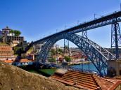 Cesta kolem světa - Camino de Santiago na kole (Portugalskou pobřežní cestou) den 0. Porto