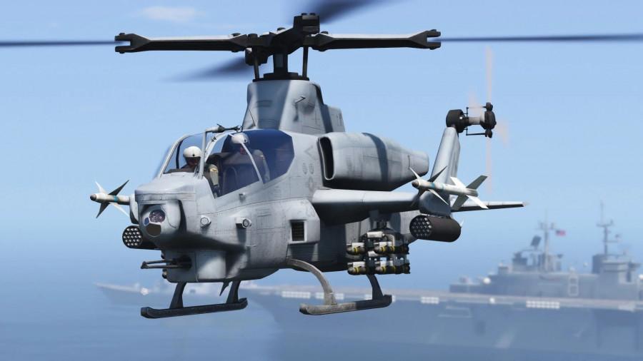 Vrtulník, který plánuje AČR