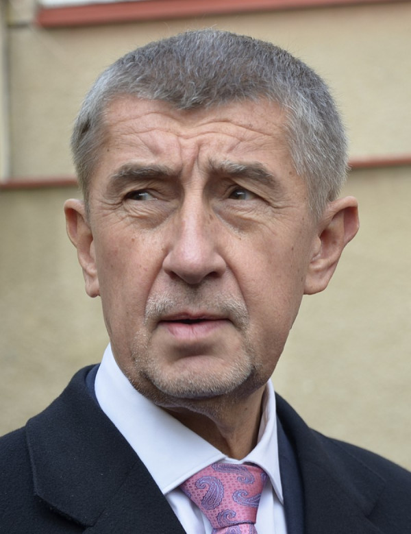 Andrej Babiš, 12. premiér České republiky