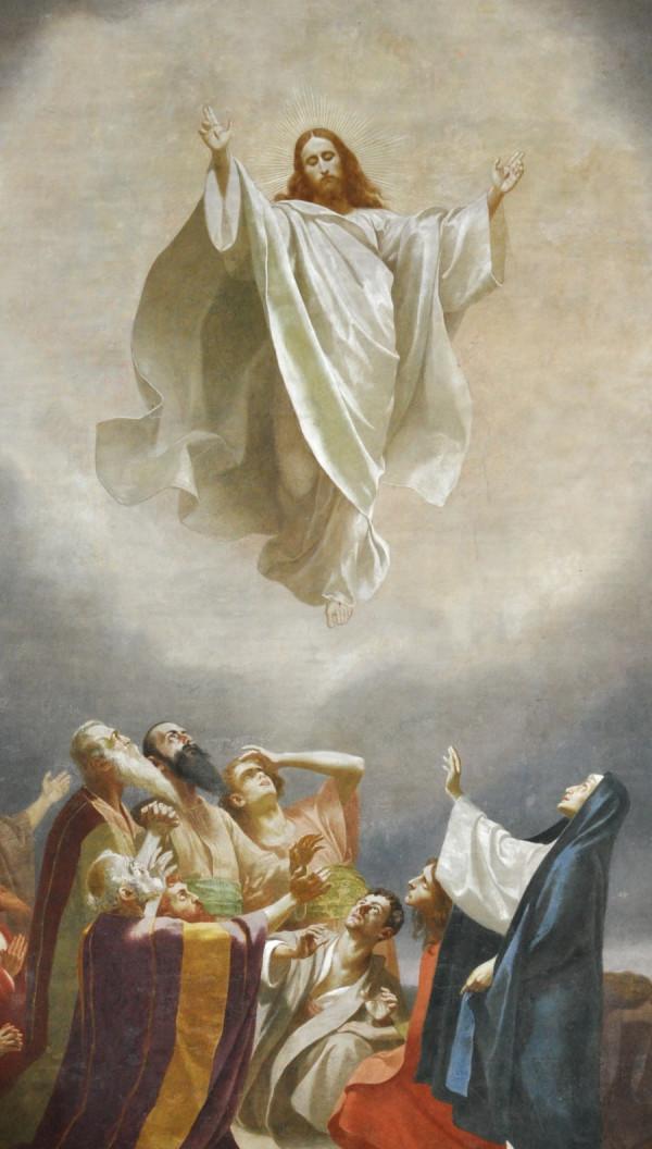 Nanebevzetí Krista je to nejlepší, co se mu stalo.